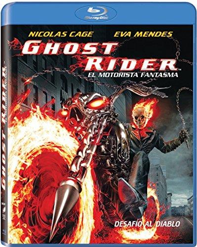 Ghost Rider: El Motorista Fantasma - Bd [Blu-ray]