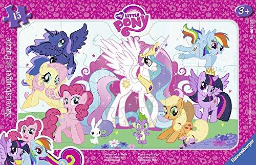 Ravensburger Italy My Little Pony Puzzle Incorniciato, 06129 7