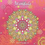 Mandala Libro da Colorare per Bambini 1
