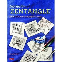 Iniciación Al Zentangle (Artesania Y Manualidades)