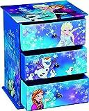 Frozen   Disney   Scatola Portagioie   3 Cassetti   40164 S
