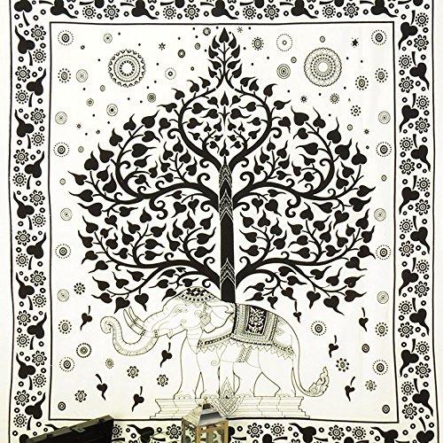 ▷ Mandala arbol de la vida - Mandalas para colorear