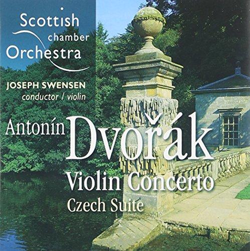Dvorak Violin Concerto [Hybrid SACD - Works on all CD players]