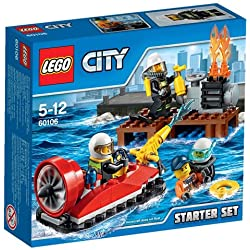 Lego Fire Starter Set, Multi Color