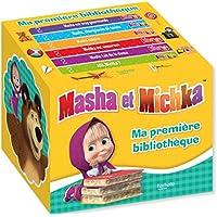 Masha et Michka - Ma première bibliothèque