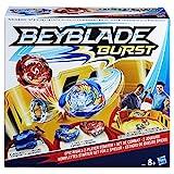 Beyblade- Set Combate con 2 peonzas (Hasbro B9498EU6)