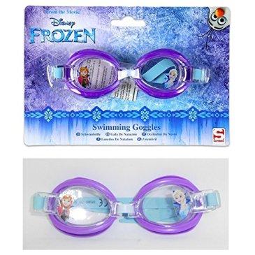 Paire lunette de Natation Frozen La Reine des Neiges Piscine Enfant 768