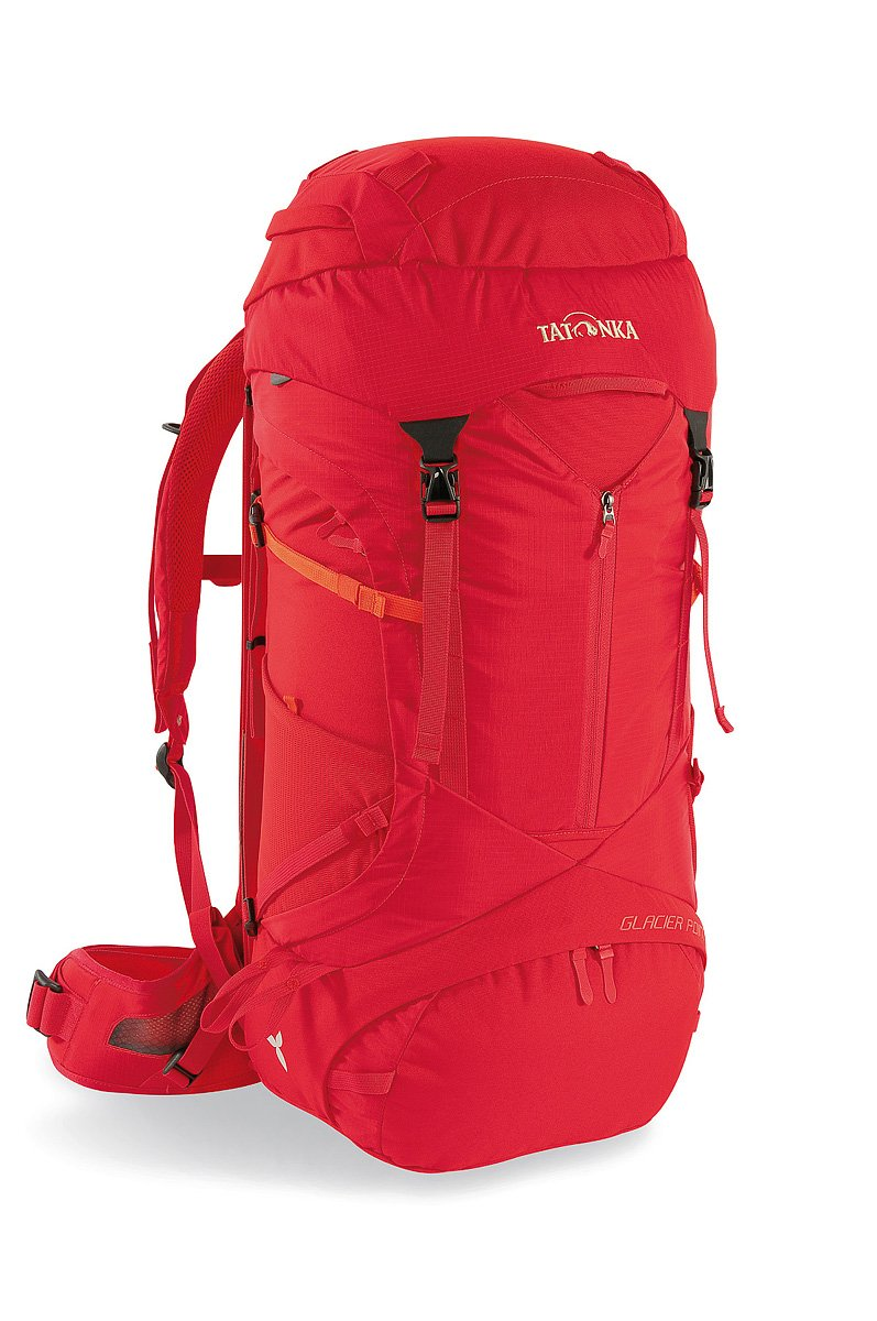 Tatonka Glacier Point Women's Rucksack Red red Size:68 x 30 x 17 cm, 40 Liter