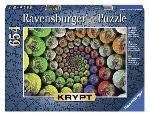 Ravensburger - Puzzles 1000 Piezas, diseño Dentro de la Esfera de Riemann (15982 6)