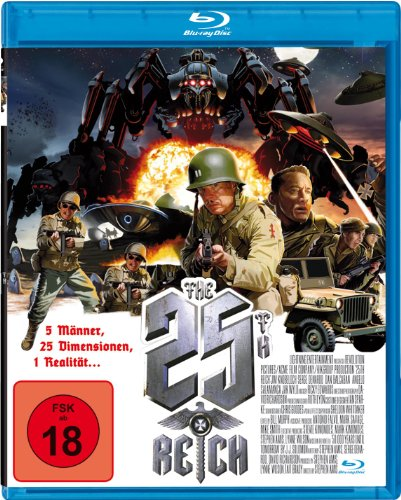 The 25. Reich [Blu-ray]