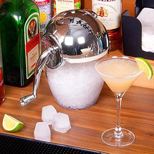 Chrome plaqué Ice Crusher de bar@drinkstuff