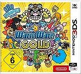 Nintendo 3DS Wario Ware oro