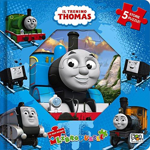 Il mio primo libro puzzle. Trenino Thomas