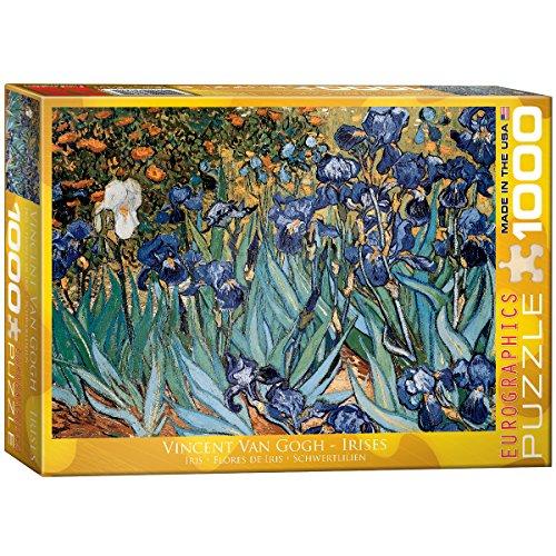 Eurographics 04364 Van Gogh: Iris, Puzzle, 1000 pezzi