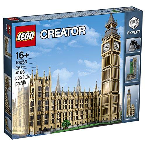 LEGO Creator Big Ben 4163pieza(s) - juegos de construcción (Multicolor)