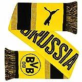 Écharpe de football officielle BVB Borussia Dortmund (Bundesliga) de Puma