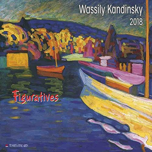 Wassily Kandinsky Figuratives 2018 (Fine Arts)