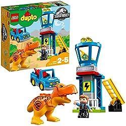 LEGO DUPLO Jurassic World - Torre del T. rex (10880)