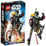 Lego Star Wars- Construction-Boba Fett, Multicolore, 75533