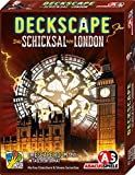 ABACUSSPIELE 38173 - Deckscape - Das Schicksal von London, Escape Room Spiel, Kartenspiel