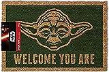 Star Wars Yoda Zerbino, multicolore