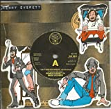"KENNY EVERETT & MIKE VICKERS - 7"" SINGLE - CAPTAIN KREMMEN [ Retribution ] [ VINYL ] DJS 10810"