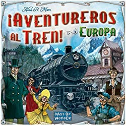 ¡Aventureros al Tren! - Juego de mesa (Edge Entertainment EDGDW7202)