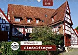 Unterwegs in Sindelfingen (Wandkalender 2018 DIN A3 quer): Ein Bummel durch die Altstadt - mit PLANER-Funktion (Geburtstagskalender, 14 Seiten ) ... [Kalender] [Apr 13, 2017] Keller, Angelika