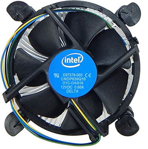 Intel i3/i5/i7 LGA115x CPU Heatsink and Fan E97379 003