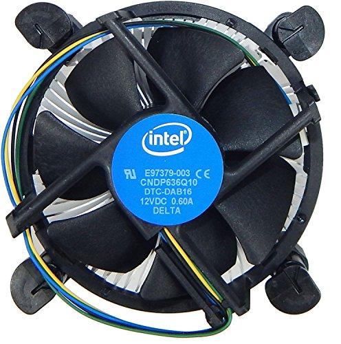 Intel i3/i5/i7 A115x CPU dissipatore e ventola E97379003