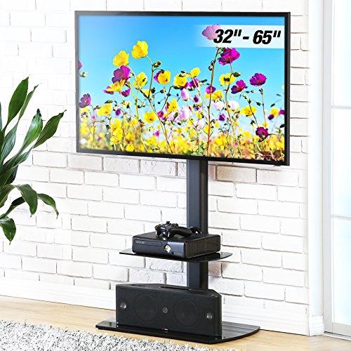 FITUEYES Girevole Supporto con Staffa per TV LED LCD da 32 a 65 pollici TT206502GB