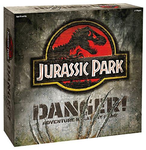 Ravensburger 22490 Jurassic Park Danger - Juego de Estrategia de Aventura