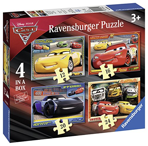 Ravensburger Italy Puzzle in a Box Cars 3, 06894 4