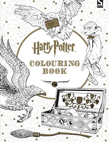 Harry Potter Colouring Book [Lingua inglese]