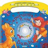 Caperucita Roja - Bambi (Cuento Libro Con CD)