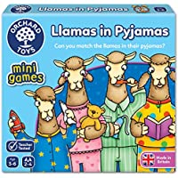 Orchard Toys Llamas in Pyjamas Mini / Travel Game
