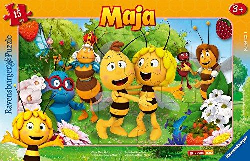 Ravensburger Italy Ape Maya Puzzle Incorniciato, 06121 1