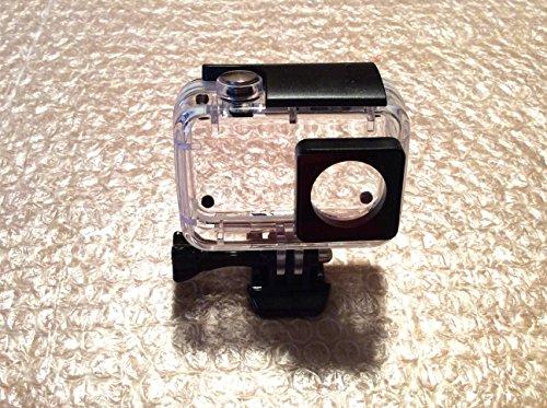 Rhodesy Custodia Protettiva per Xiaomi Yi, Resistente all'Acqua con Gancio a Rilascio Immediato per Xiaomi Yi 4K / 4K + / Yi Lite / Yi Action Camera 2