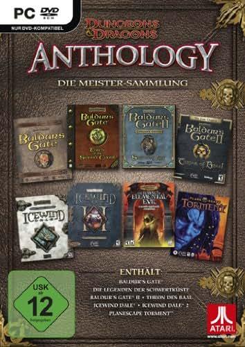 Dungeons & Dragons - Anthology (Baldur's Gate) - [PC]