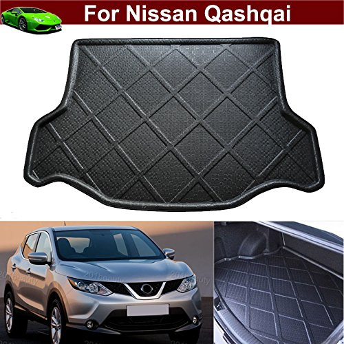 Car Mat Car Boot Mat Cargo Liner Car Boot Liner Bagagliaio Posteriore Vassoio auto Tappetino auto...