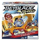Beyblade Bey Blade Set De Competicion (Hasbro B9498EU7)