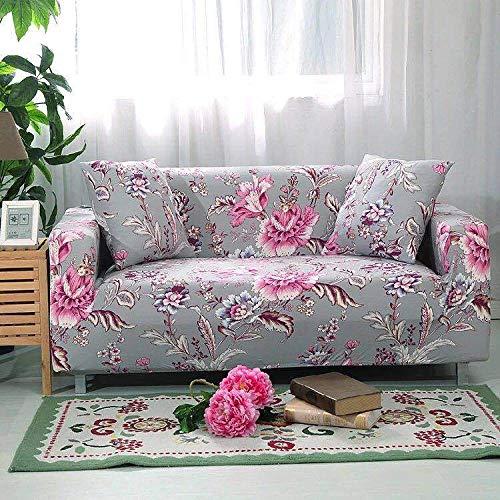 Universale 1/2/3/4 posti Sofa Cover Stretch, moderno Sofa Cover Nordic Covers del sofà copertura di...
