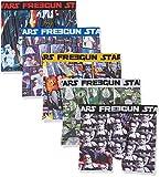 Star Wars Freegun, Boxer Uomo, Mehrfarbig (Multicolor A11), XXL (pacco da 5)