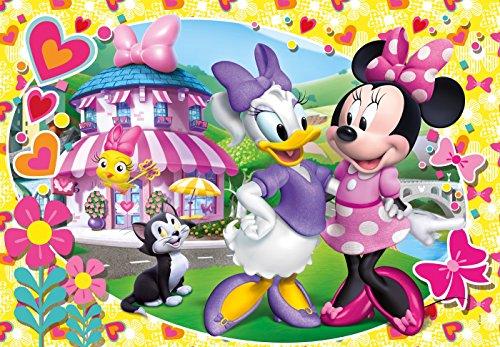 Clementoni - 27982 - Supercolor Puzzle - Minnie - 104 Pezzi - Disney
