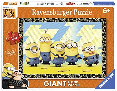 Ravensburger Italy Puzzle Giant Cattivissimo Me 3 Minions, 125 Pezzi, 09770 8