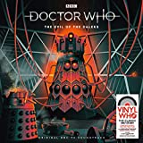 The Evil Of The Daleks (Exclusive Editon) [VINYL]