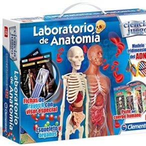 Clementoni - Laboratorio de anatomia (55154.5)