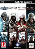 Quadruple pack : Assassin's Creed