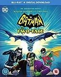Batman vs Two-Face Blu-Ray + Digital Download [2017]