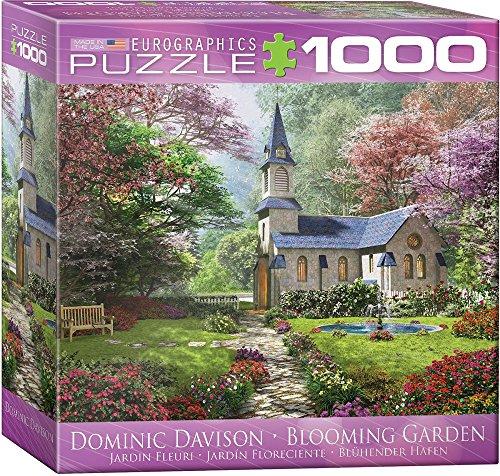 Eurographics 8000–0964Blooming Garden puzzle (pezzi)